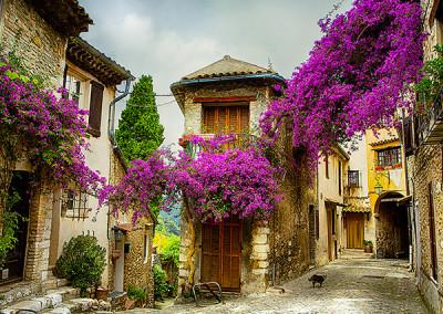 Le Provencal Hotel – Juan-Les-Pins, France